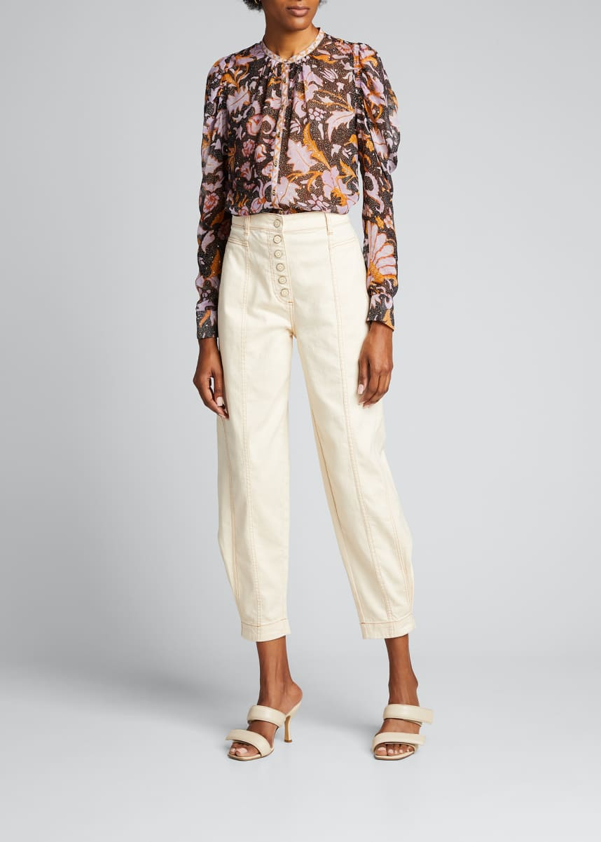 Ulla Johnson Cassia Blouse