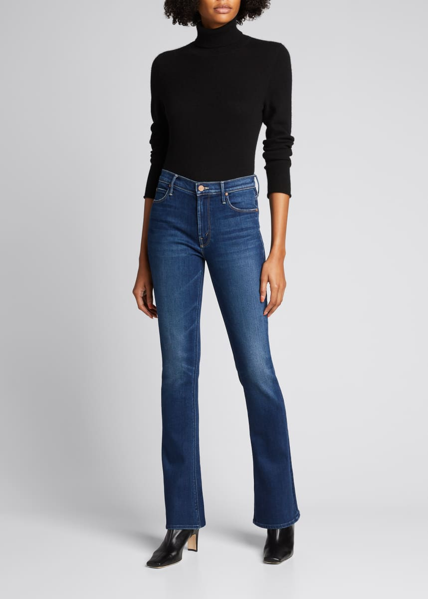 MOTHER The Runaway Flare-Leg Jeans