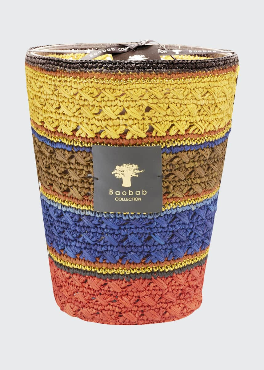 Baobab Collection Max 24 Tsiraka Morondava Candle