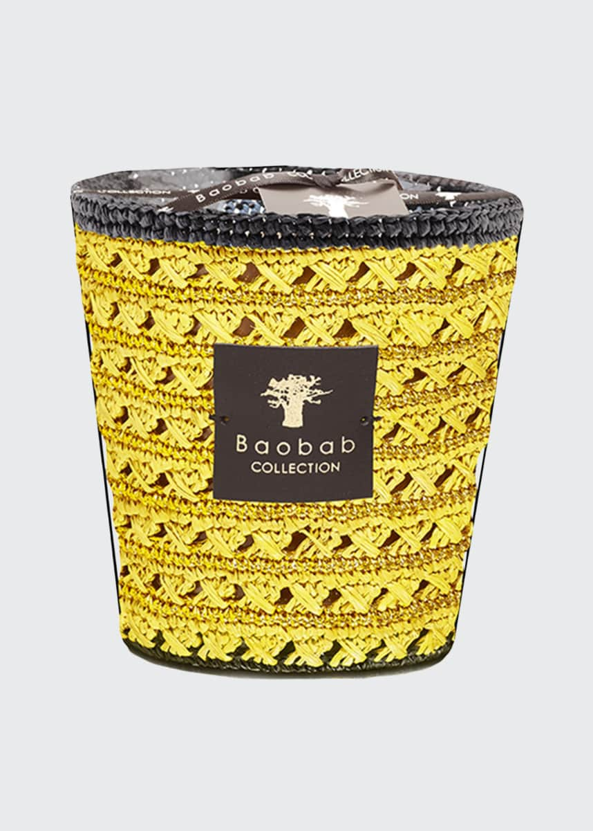 Baobab Collection Max 16 Tsiraka Diego Suarez Candle