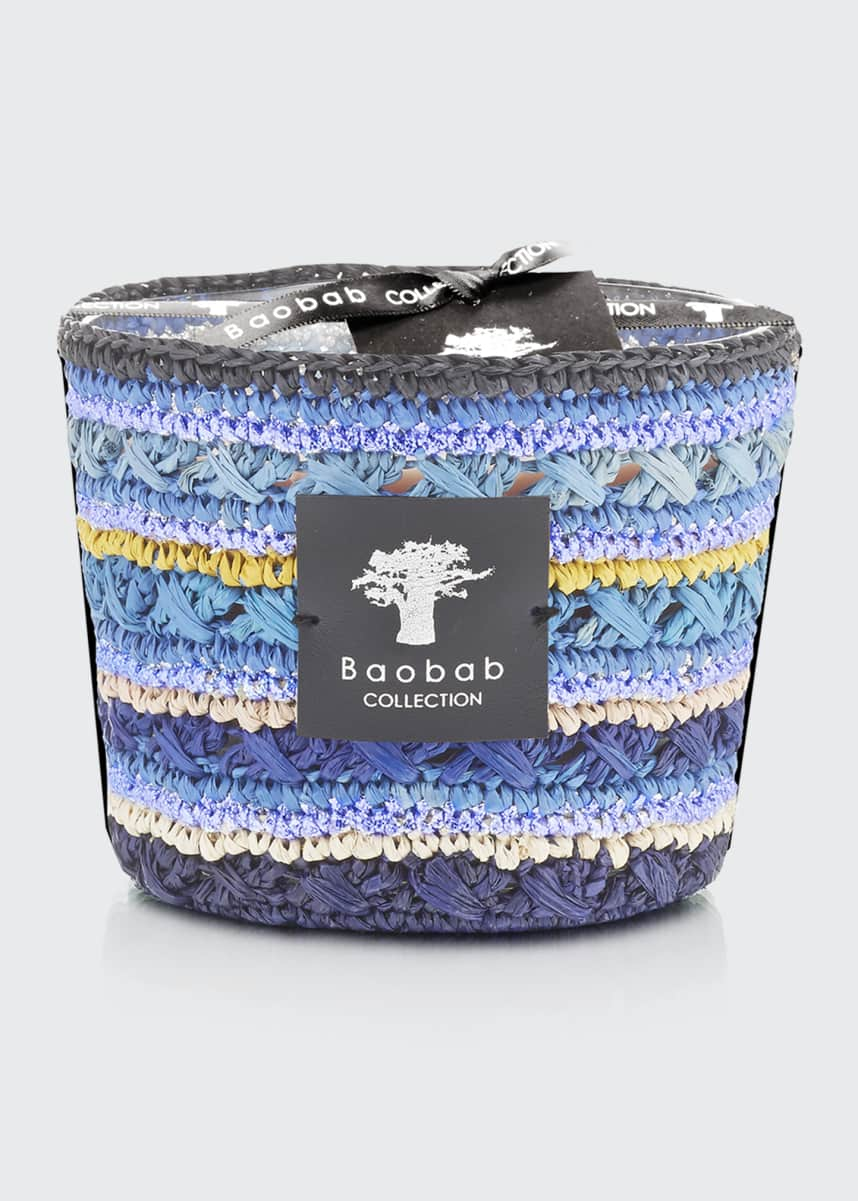 Baobab Collection Max 10 Tsiraka Nosy Be Candle