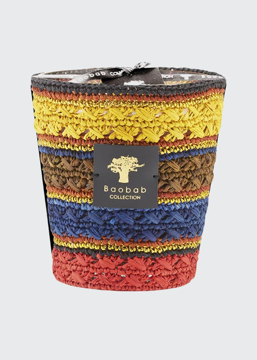 Baobab Collection Max 16 Tsiraka Morondava Candle