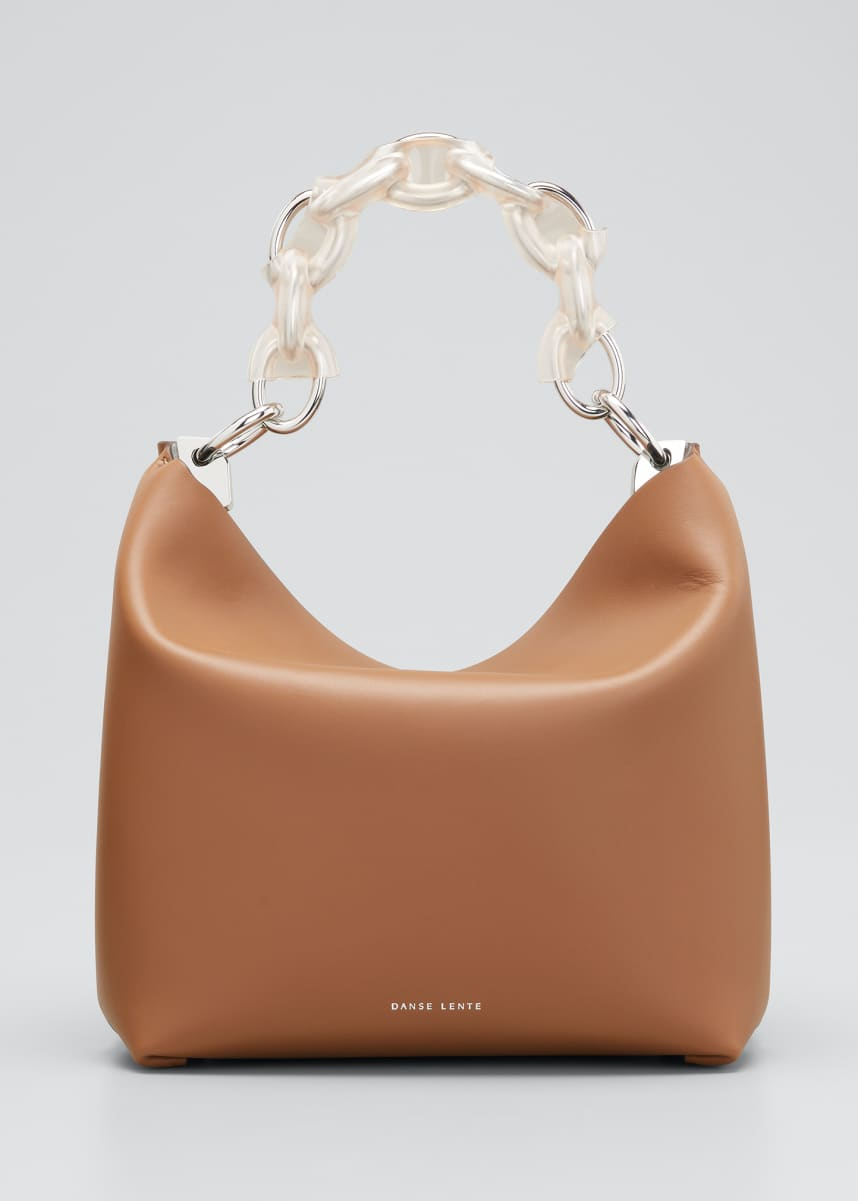 Danse Lente Ela Wood Chain Handle Tote Bag
