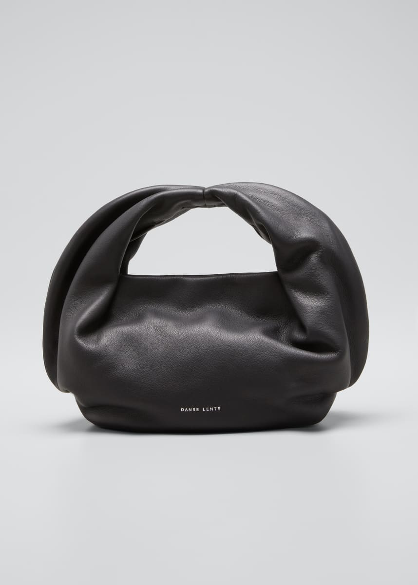 Danse Lente Lola Soft Folded Top-Handle Bag