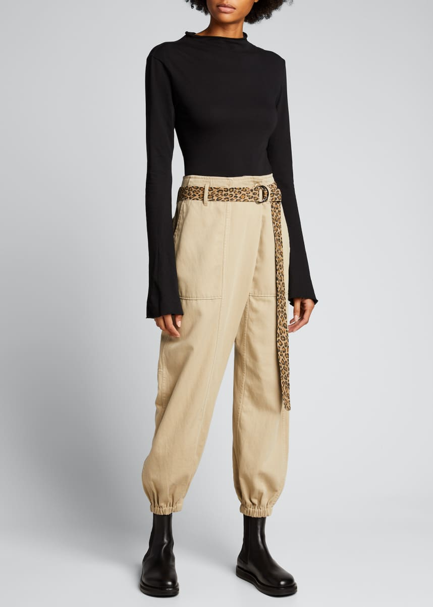 R13 Crossover Utility Drop Pants