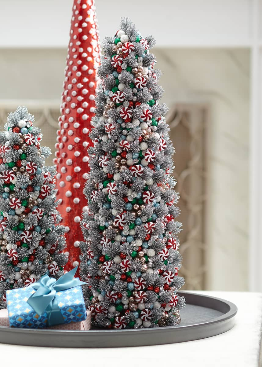 "Salzburg Creations 24"" Peppermint Dreams Tree"