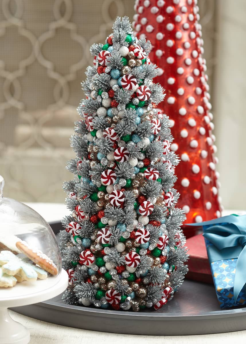 "Salzburg Creations 18"" Peppermint Dreams Tree"