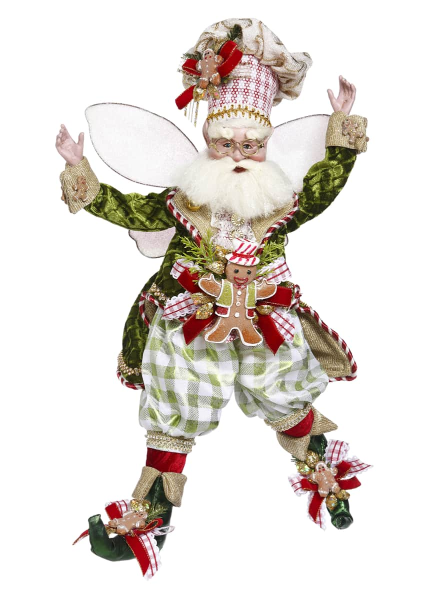 "Mark Roberts 17"" Gingerbread & Spice Fairy"