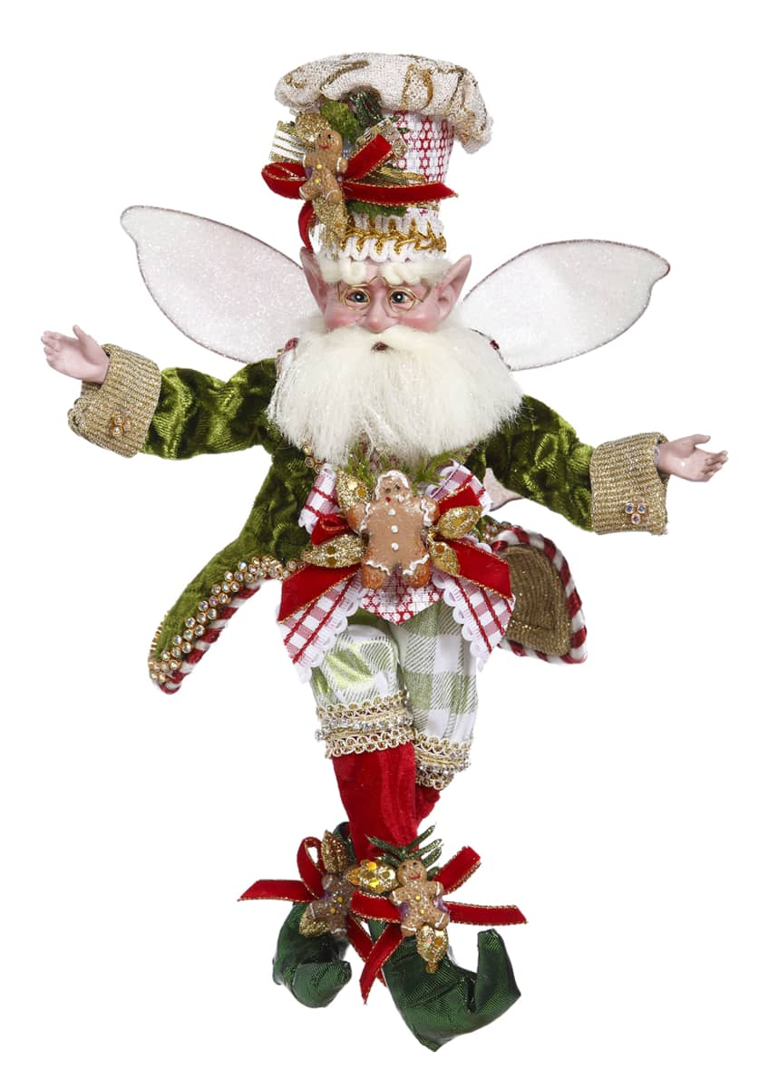"Mark Roberts 11"" Gingerbread & Spice Fairy"