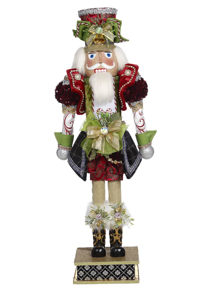 Mark Roberts Traditional Nutcracker #335