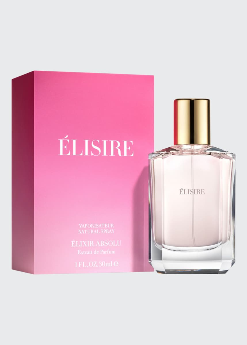 Elisire Fragrances Elixir Absolu Eau de Parfum Spray, 1 oz./ 30 mL