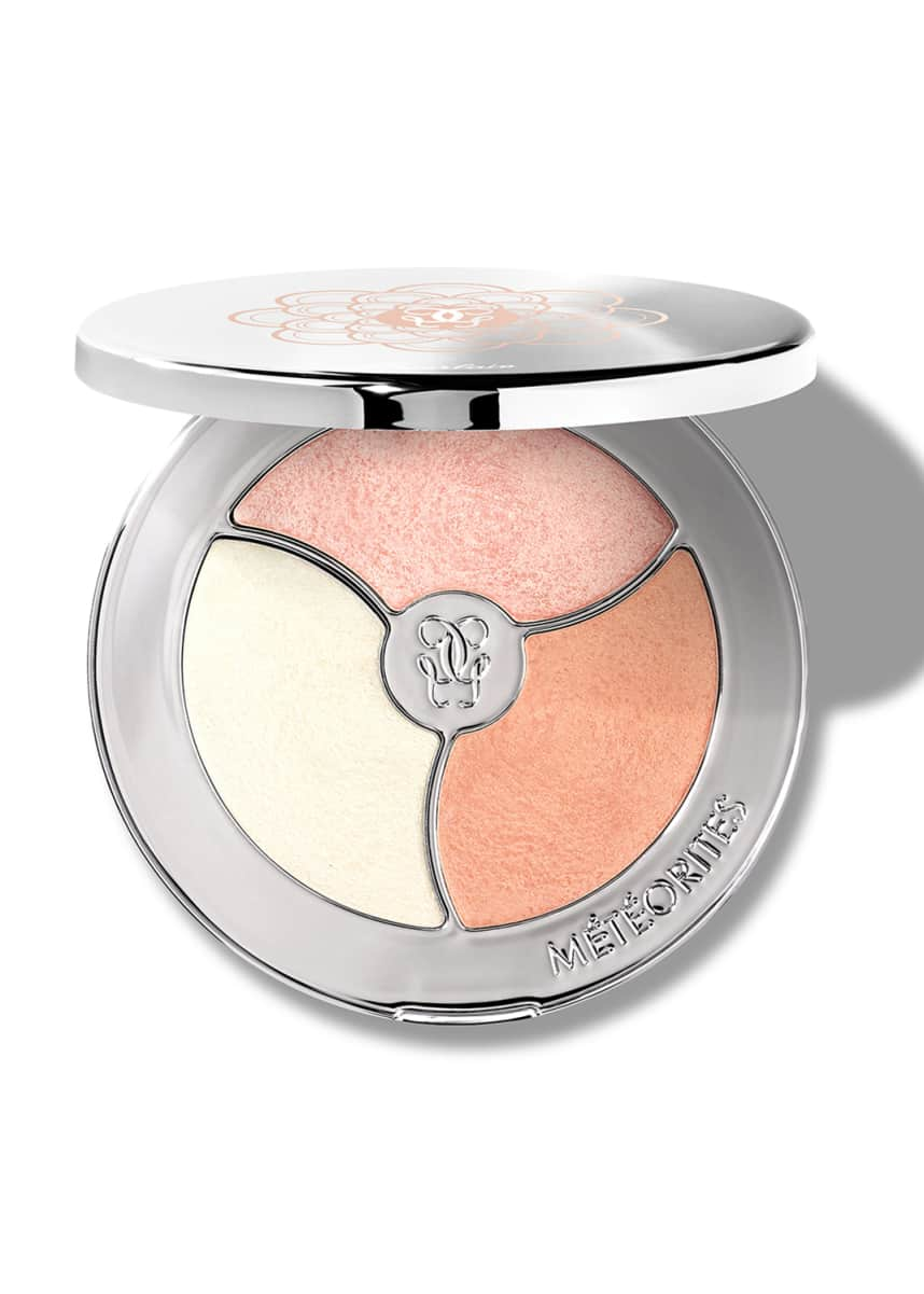 Guerlain Meteorites 3-in-1 Highlighting and Illuminating Pressed Powder Palette