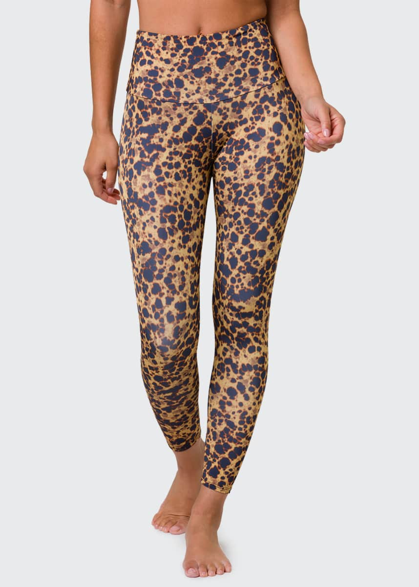 Onzie High-Rise Basic Midi Leggings