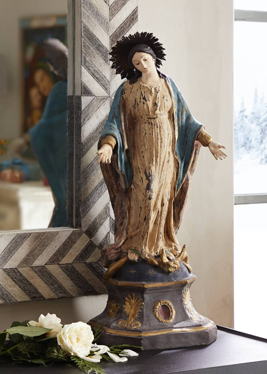 "Cody Foster & Co Madonna 28"" Holiday Figurine"