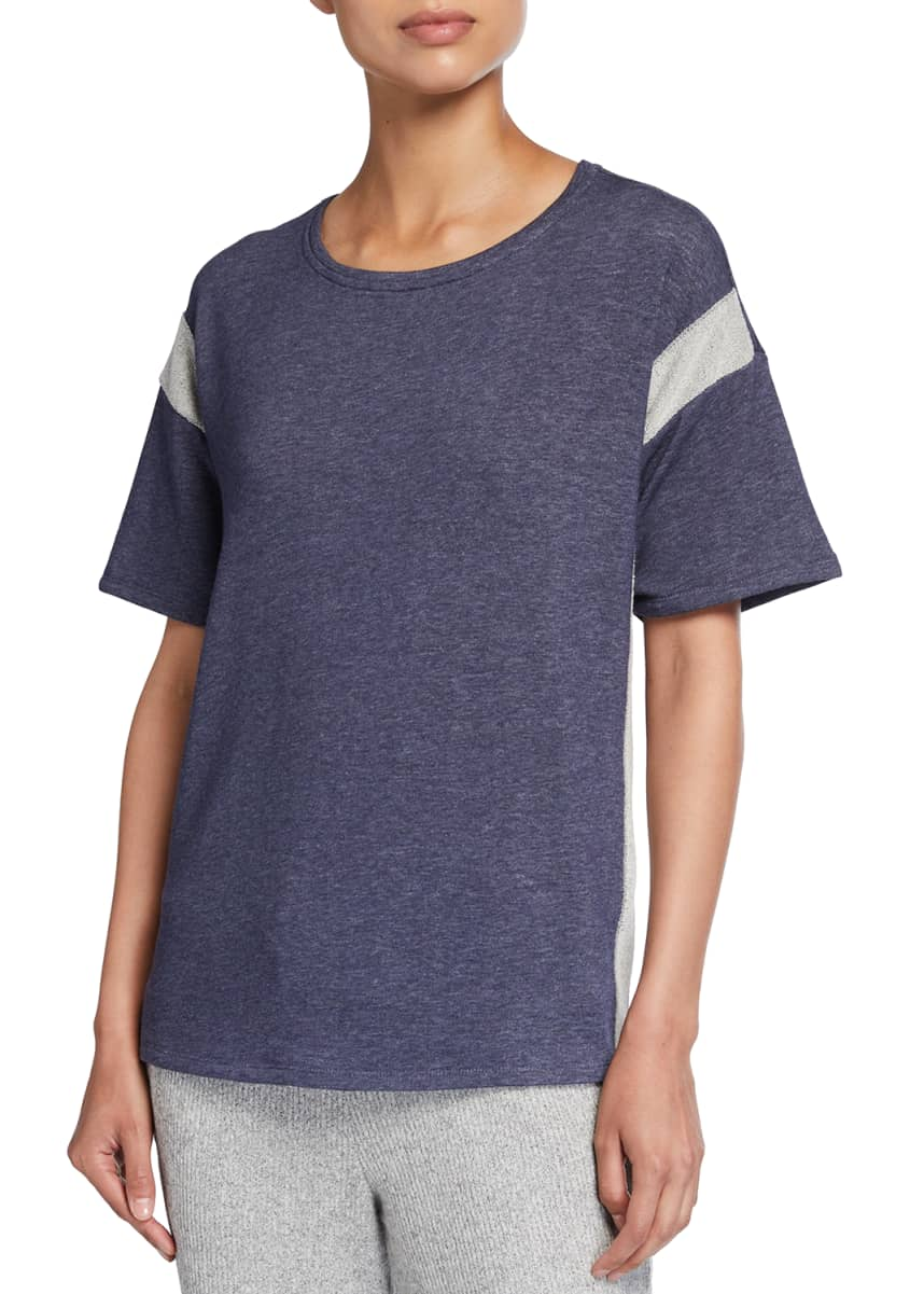 Natori Chi V-Neck Lounge Top
