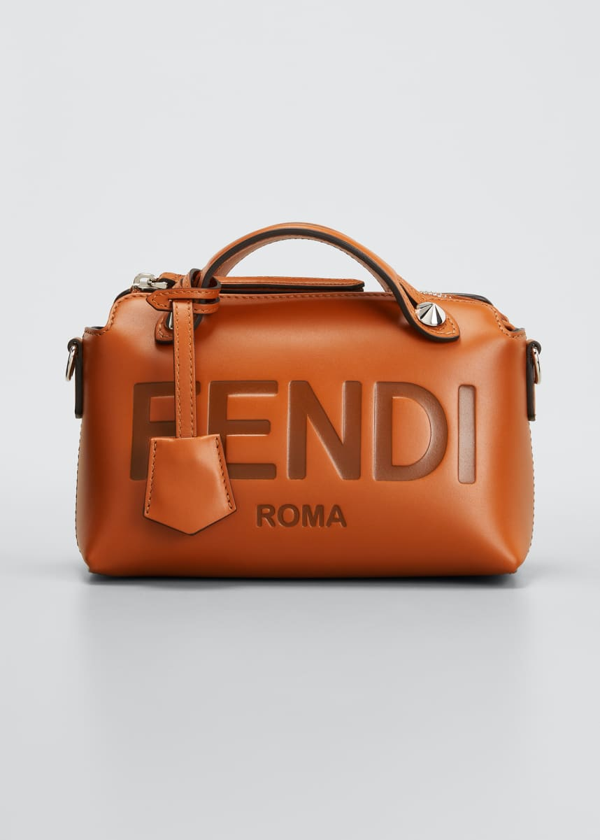 Fendi By The Way Roma Boston Bag
