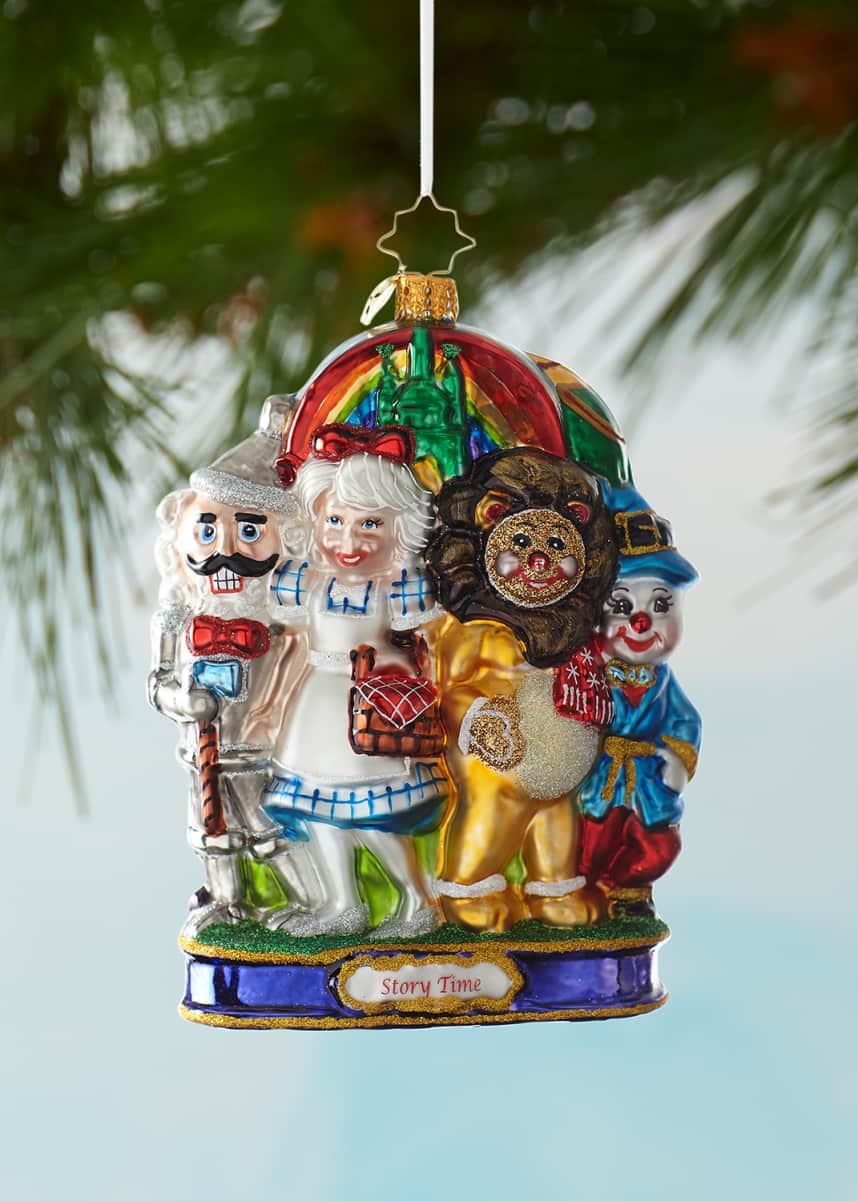 Christopher Radko The Land Of Oz Christmas Ornament