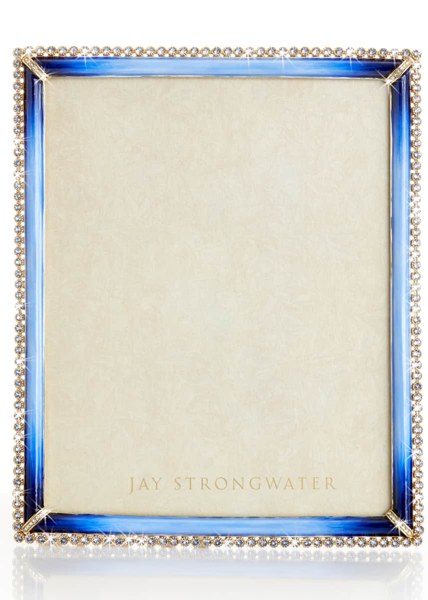 "Jay Strongwater Stone Edge Frame, 8"" x 10"""