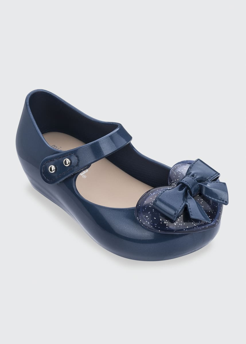 Mini Melissa Mini Ultragirl Princess Mary Jane Flats, Baby/Toddler