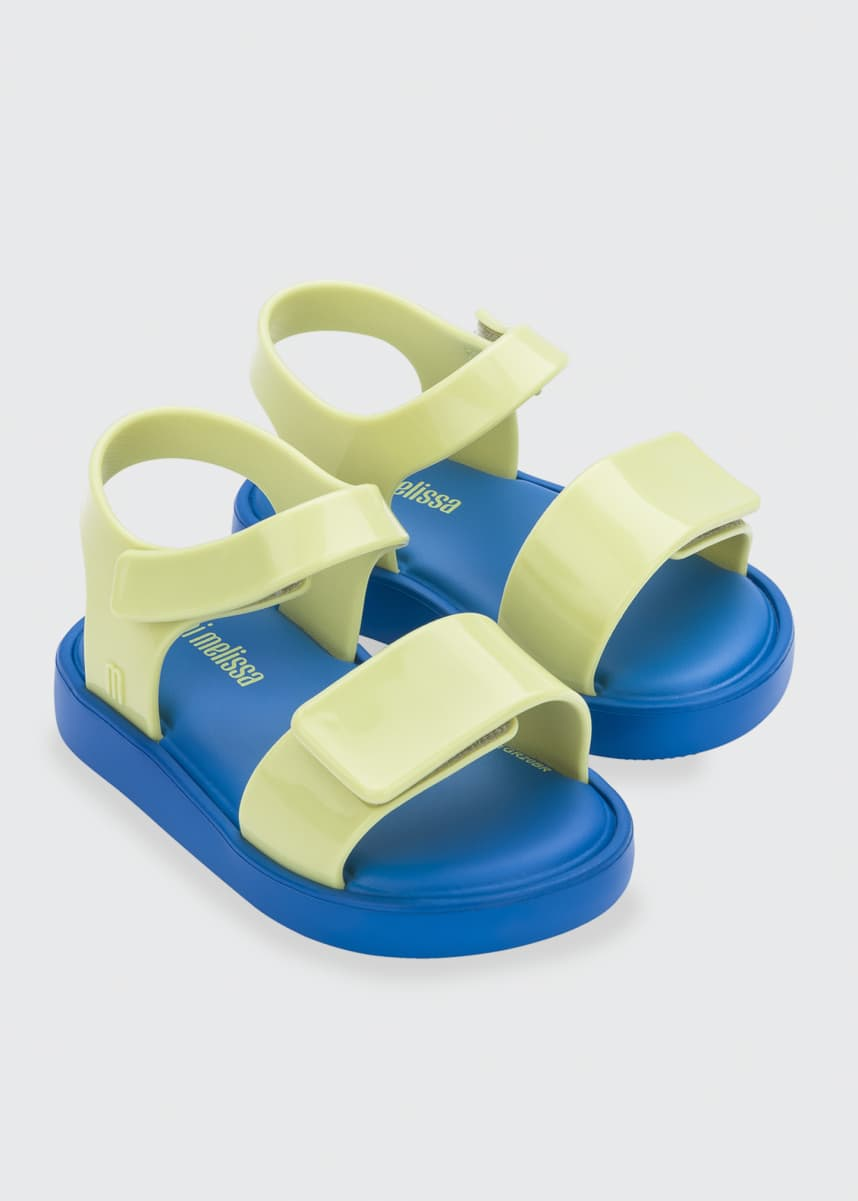 Mini Melissa Mini Jump Sandals, Baby/Toddler