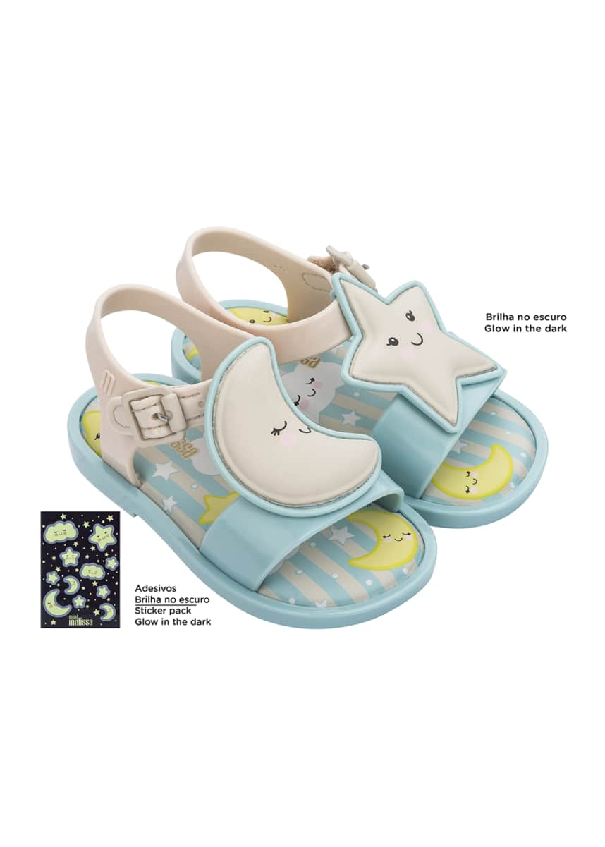 Mini Melissa Mini Mar Sweet Dreams Sandal, Baby/Toddler