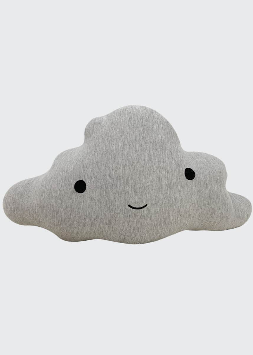ASWEETS Kid's Head in the Clouds Reversible Pillow