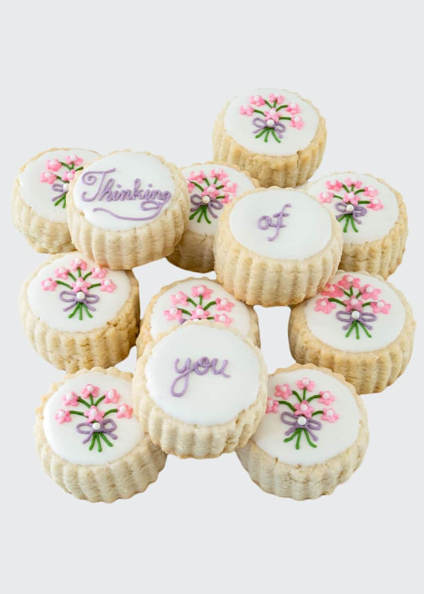 Le Gourmet Baking Thinking of You Shortbread Tin