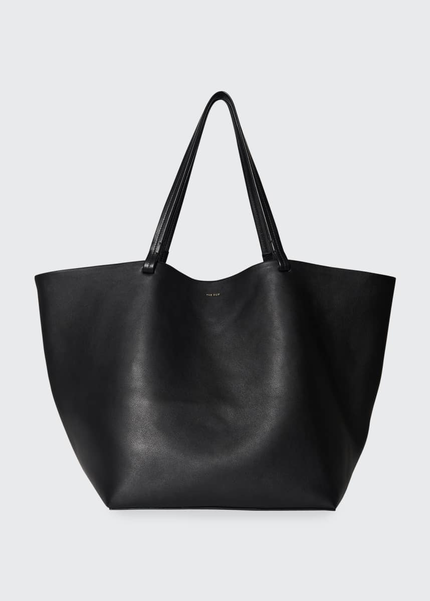 THE ROW Park XL Leather Tote Bag