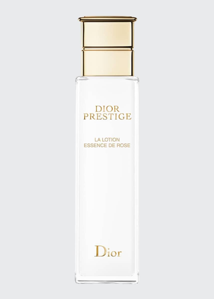 Dior 5 oz. Prestige La Lotion Essence de Rose Revitalizing & Nourishing Essence Lotion