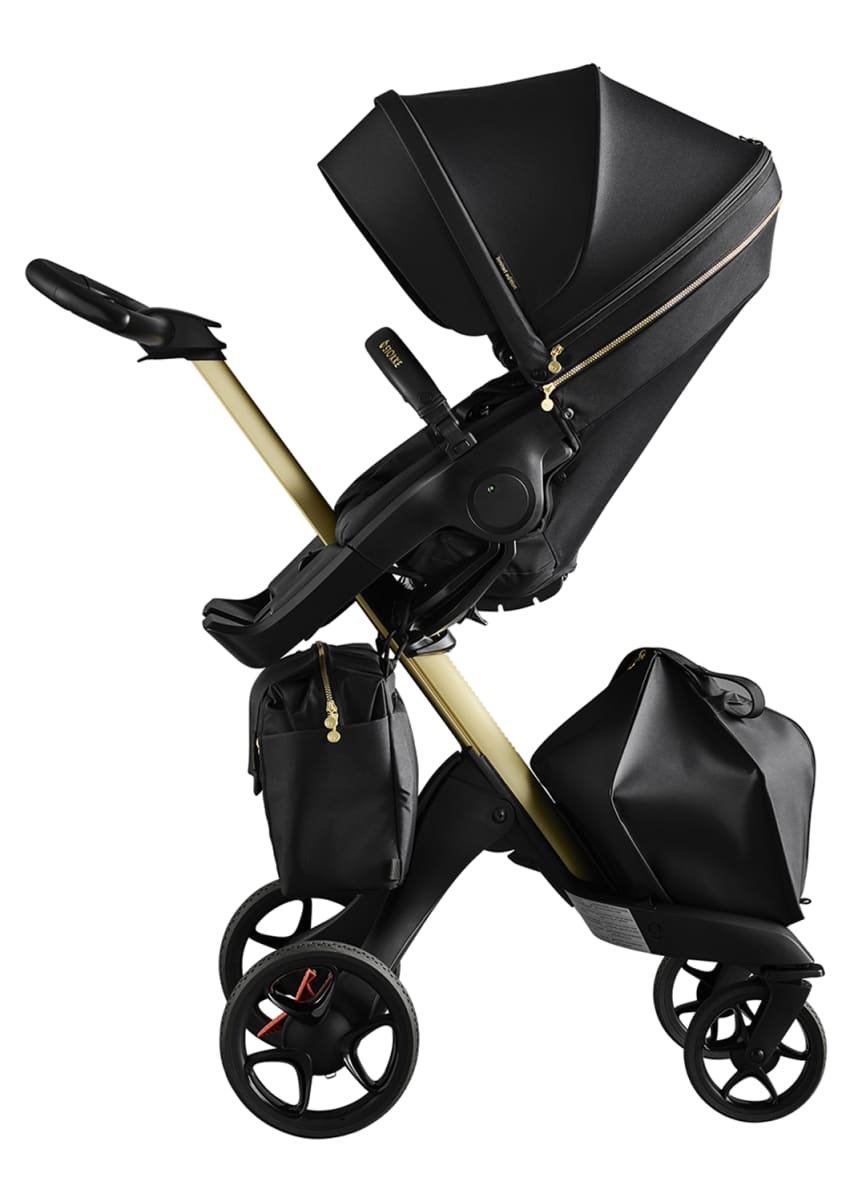 Stokke Xplory Gold Limited Edition Stroller