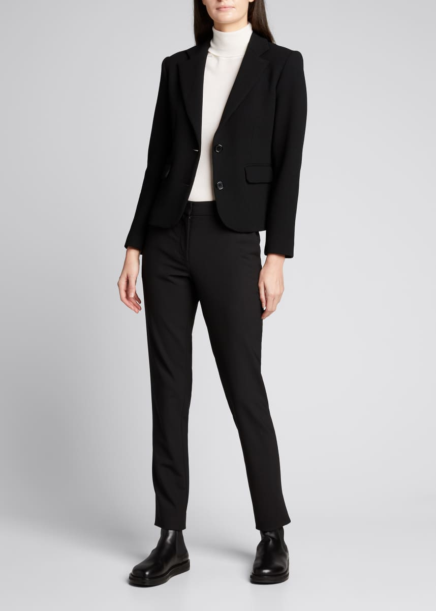 Libertine Ringy Dingy Embellished Wool-Blend Blazer