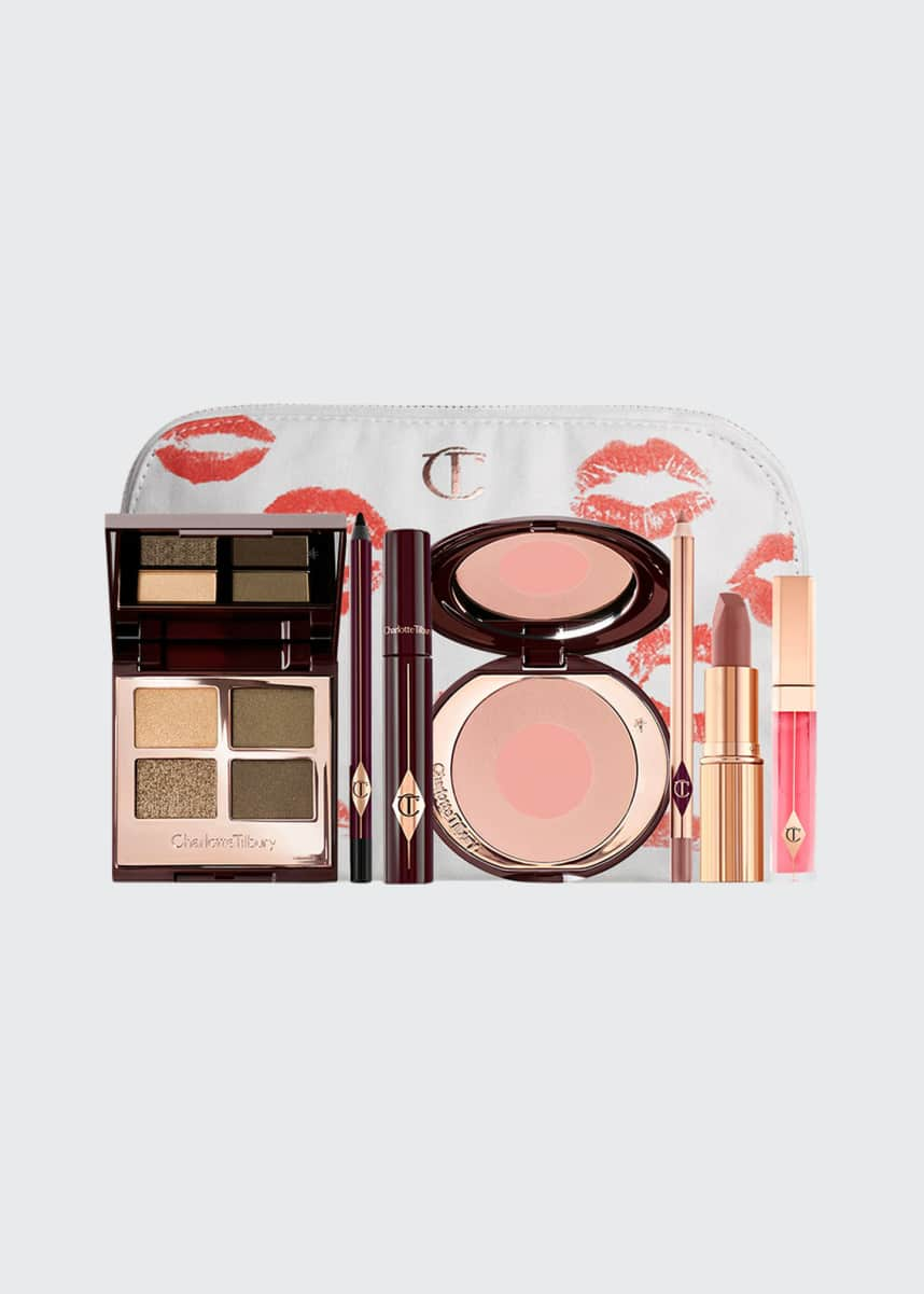 Charlotte Tilbury The Rebel Look Set