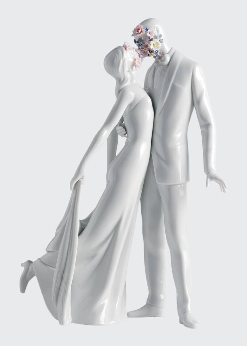 Lladro Love I Sculpture