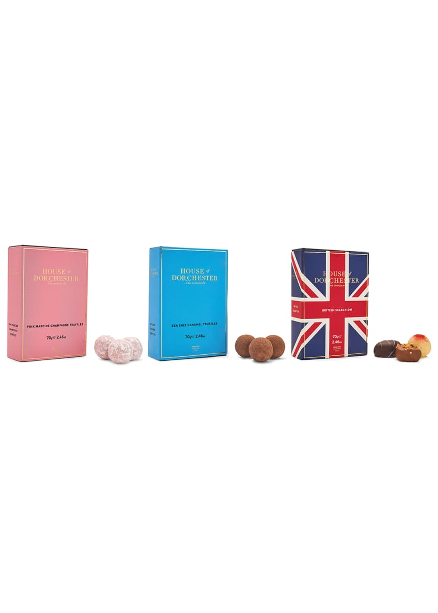House of Dorchester Book Box Chocolate Bundle 2