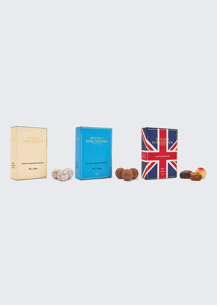 House of Dorchester Book Box Chocolate Bundle 1