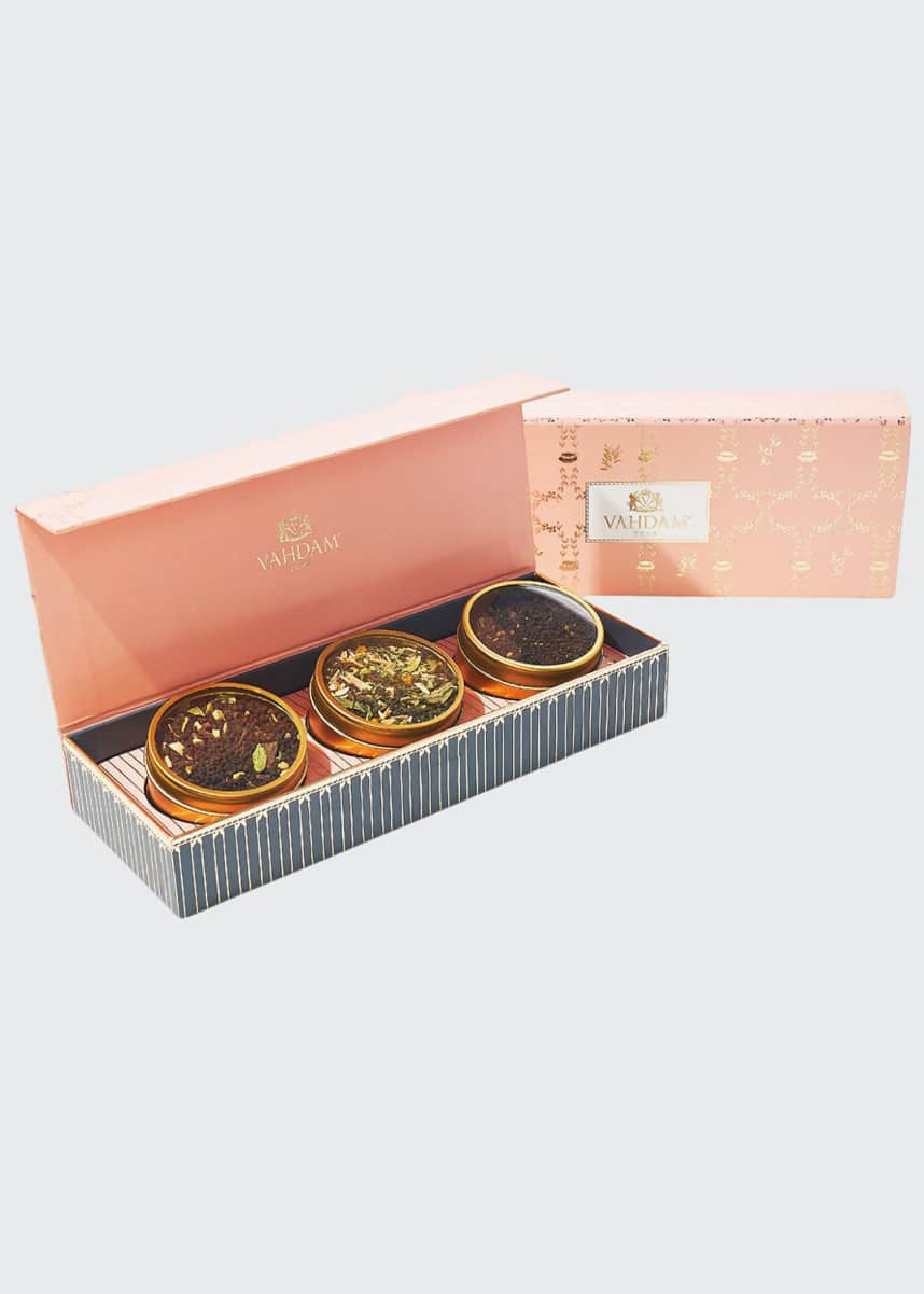 Vahdam Teas Blush 3 Teas Gift Set