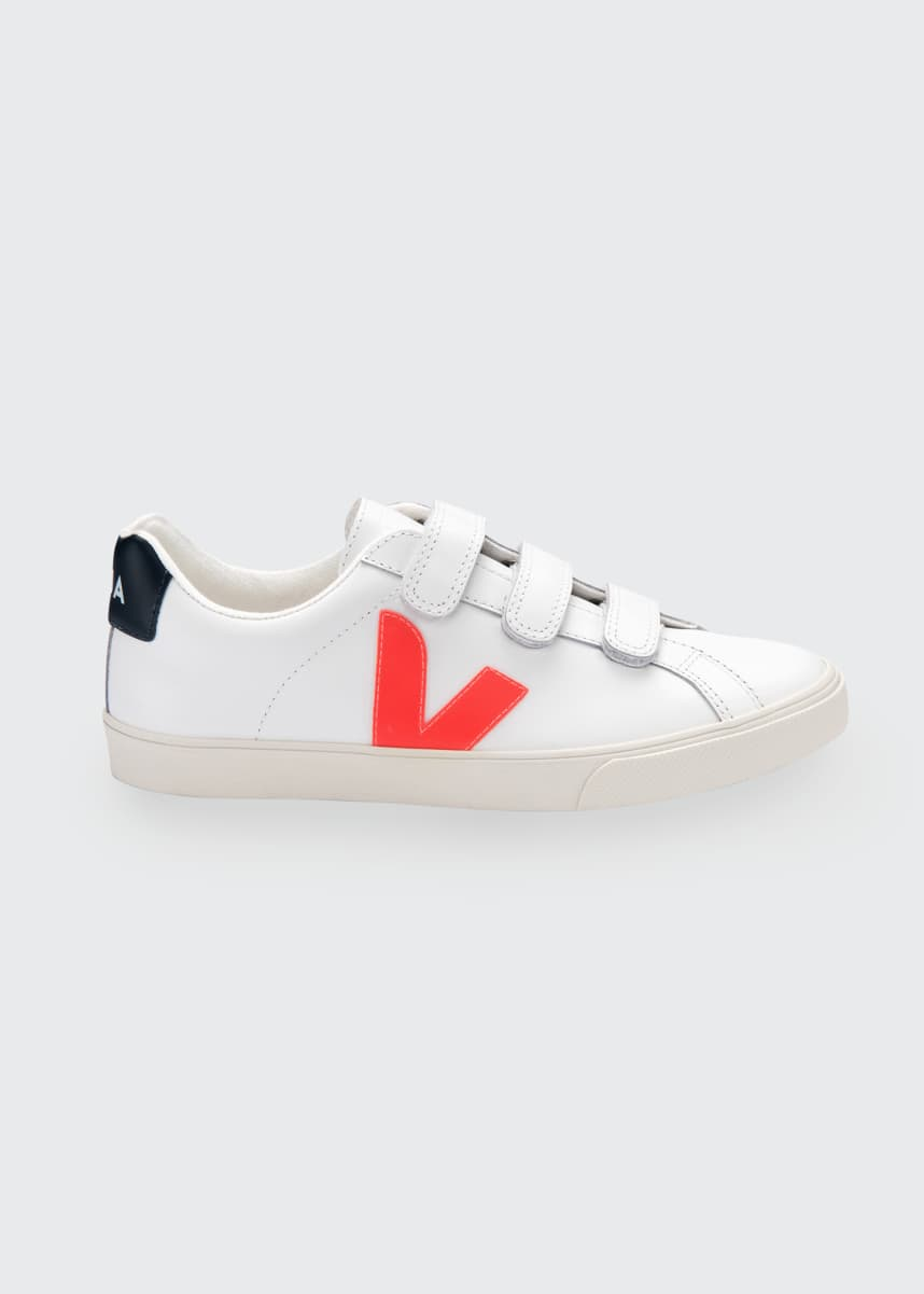 VEJA 3-Lock Tricolor Low Skater Sneakers