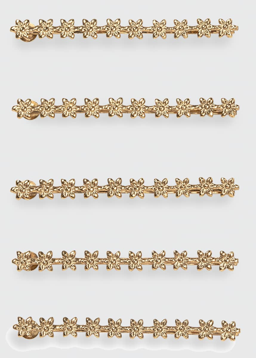 Jennifer Behr Dawn Bobby Pins, Set of 5