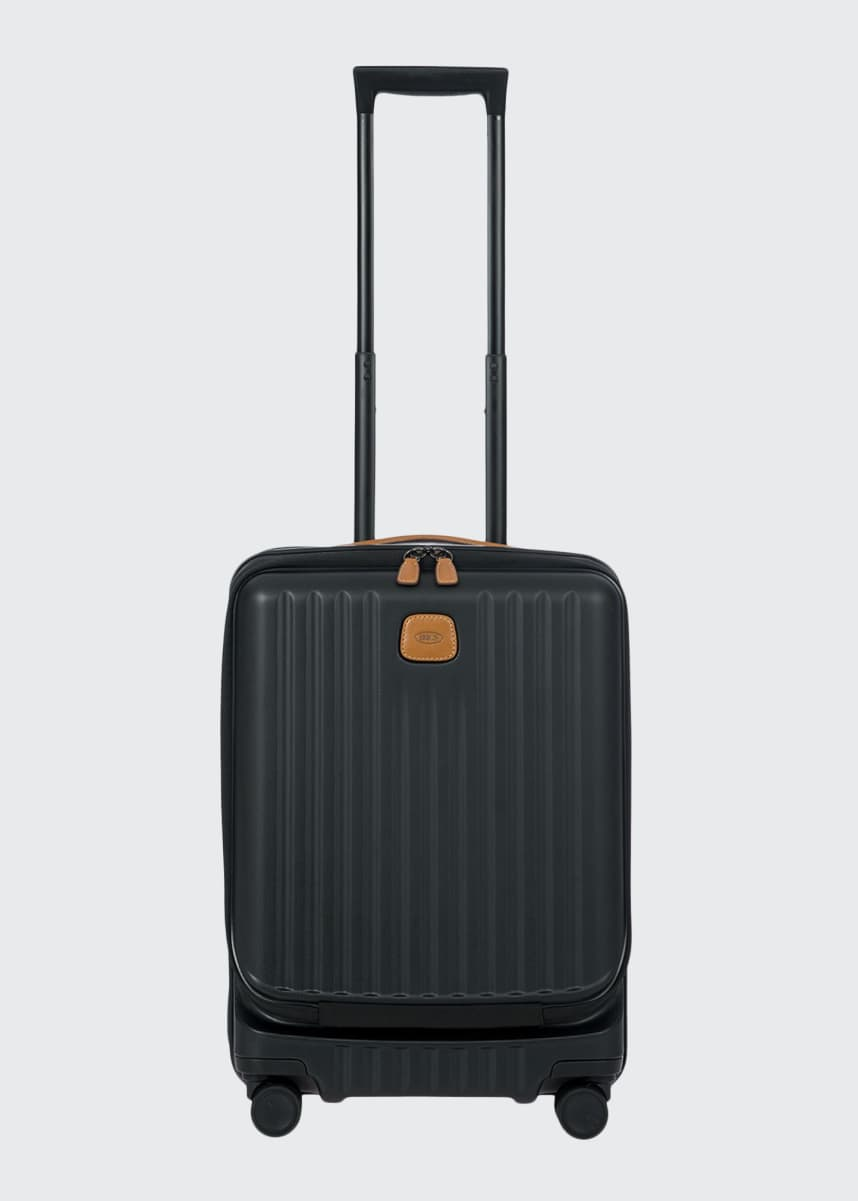 "Bric's Capri 2.0 21"" Spinner Luggage with Pocket"