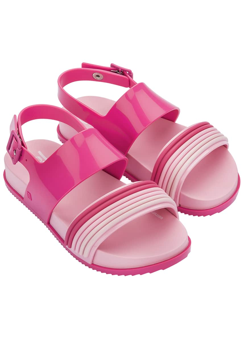 Mini Melissa Mel Cosmic Sandals, Baby/Kid