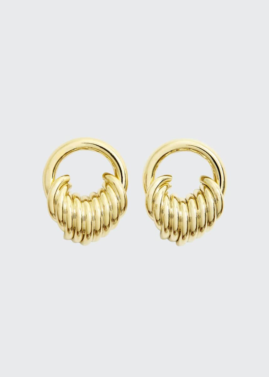 Fallon Stacked Hoop Earrings