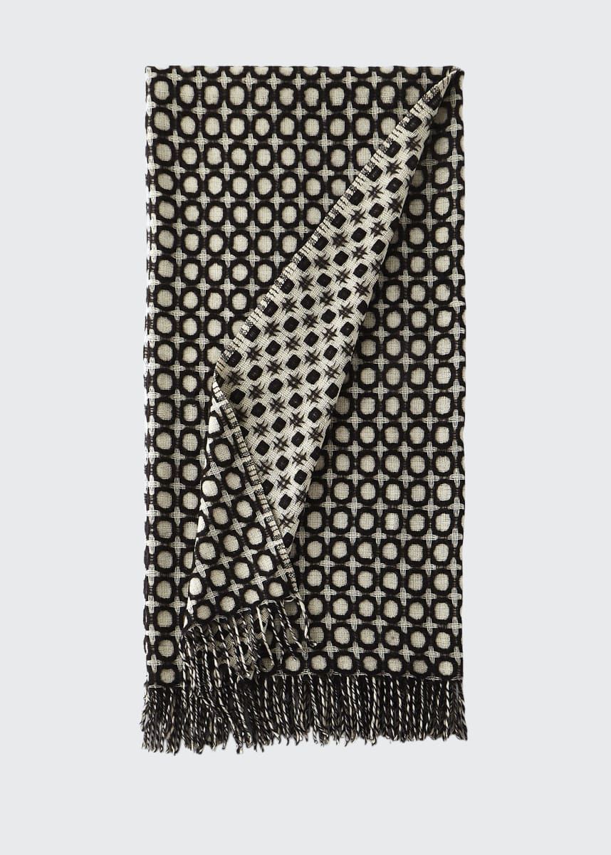 Mantas Ezcaray Picasso Reversible Texture Throw