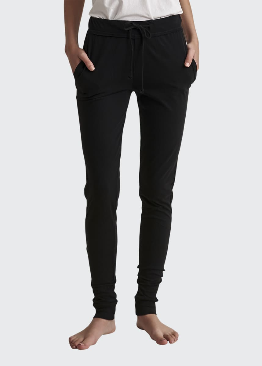 Skin Pima Cotton Skinny Lounge Pants