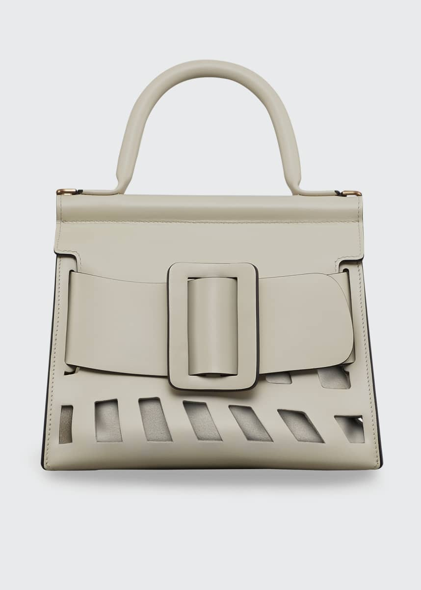 Boyy Karl Laser Cut Satchel Bag