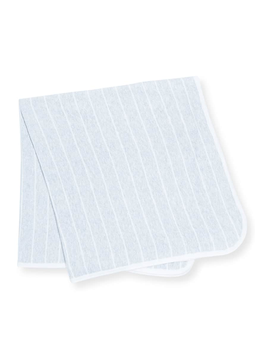 Angel Dear Take Me Home Stripe Knitted Blanket