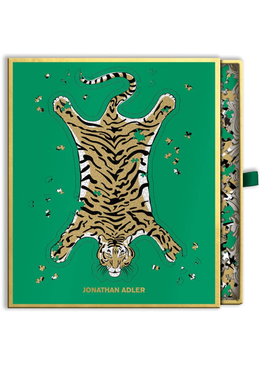 Jonathan Adler Safari Shaped Foil Puzzle