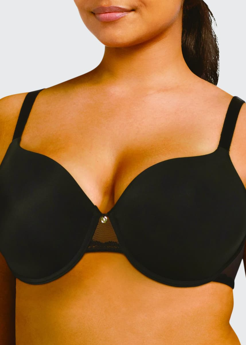 Chantelle Lace Comfort Flex T-Shirt Bra