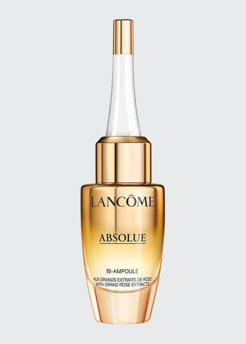 Lancome 0.4 oz. Absolue Overnight Repairing Bi-Ampoule Concentrated Anti-Aging Serum