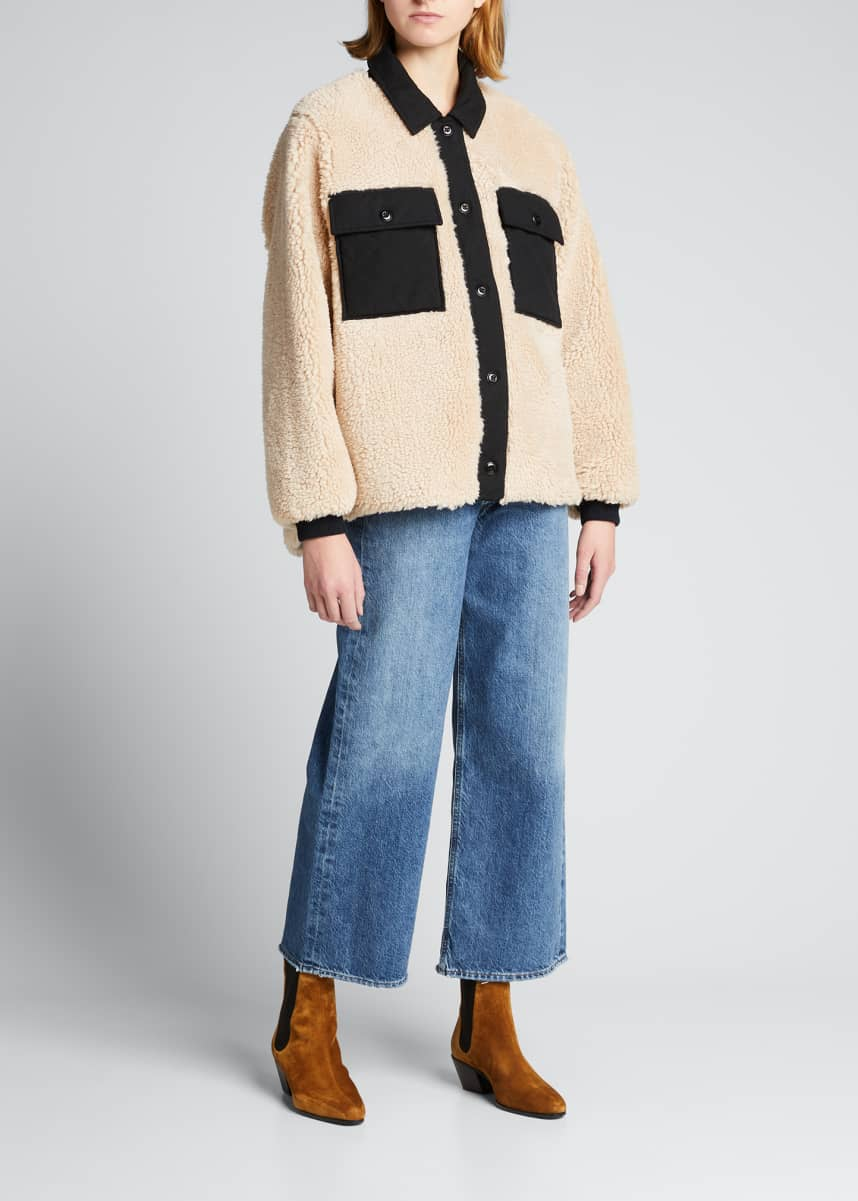 The Great The Fort Sherpa Jacket