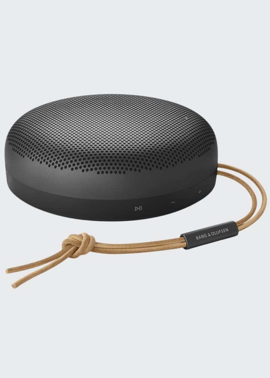 Bang & Olufsen BeoPlay A1 2nd Generation Speaker, Black